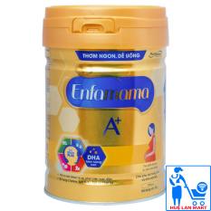 Sữa Bột Mead Jonhson Enfamama Hương Vani Hộp 870g (Cho phụ nữ mang thai và cho con bú)