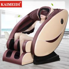 Ghế massage máy mát xa KAIMEIDI tự động đa chức năng loa Bluetooth nhạc 3D lập thể ghế mát xa kiểu phi thuyền chân không Redepshop