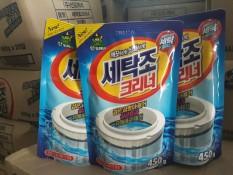 bột tẩy lồng máy giặt Hàn Quốc 450gr
