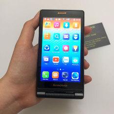 [Nhập ELJAN11 giảm 10%, tối đa 200k, đơn từ 99k]Điện thoại nắp gập cảm ứng Lenovo A588T 2 sim bộ nhớ 4GB ram 512MB chạy Android 4.4.2