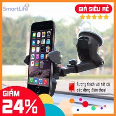 (ĐỔI TRẢ 15 NGÀY) Giá đỡ điện thoại trên ô tô xoay 360 độ