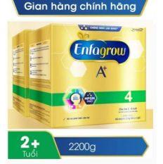 Combo 2 hộp Sữa bột enfagrow A+ số 4 hộp 2,2kg
