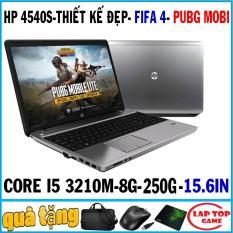 KHủng Game ĐỒ họa HP 4540S Core i5-3230M, Ram 8GB, 250GB, VGA HD 4000, màn 15.6″ HD LED, dòng laptop sang trọng, bền bỉ, vỏ nhôm bạc đẹp