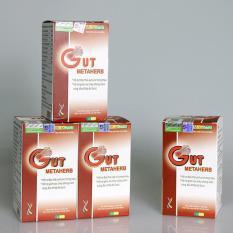 Combo 3 Hộp Thực Phẩm Chức Năng Gut Metaherb – Tặng 1 Hộp Gut Metaherb cùng loại