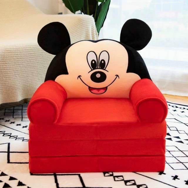 Ghế Sofa Giường - Ghế Lười Hình Thú Cho Bé 3 Tầng, ghế cho bé