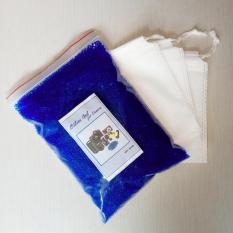 Hạt Hút Ẩm Xanh Cho Máy Ảnh kèm túi vải (Silica Gel)