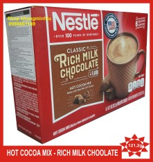 CACAO NÓNG NESTLE HOT COCOA MIX RICH MILK CHOCOLATE FLAVOR