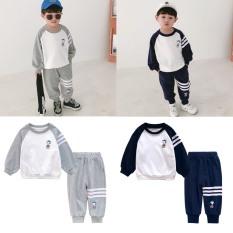 """Bộ quần áo thu đông """"SNOOPY"""" 7-17kg dành cho bé trai từ 1-5 tuổi. Năng động, phong cách. Vải dày dặn, ấm áp."""