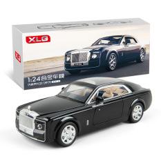 [Nhập ELJAN11 giảm 10%, tối đa 200k, đơn từ 99k]Xe mô hình tĩnh siêu xe Rolls Royce Sweptail tỉ lệ 1/24 XLG màu xanh/đen