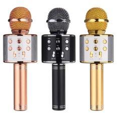 Micro karaoke 858 (Màu ngẫu nhiên)
