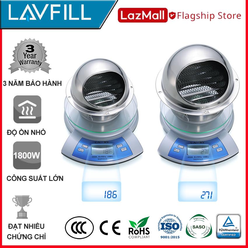 Nắp che đường ống inox 304 LAVFILL LFPH-09/13