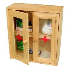 Tủ thuốc 2 cửa Đức Thành -Tủ thuốc y tế cần thiết cho gia đình tiện lợi (Tủ 2 cánh cửa)