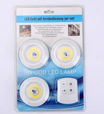 Đèn led dán tường – phòng ngủ – tủ quần áo điều khiển từ xa