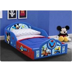 Giường ngủ cho bé (tặng kèm đệm) phù hợp cho bé từ 1-10 tuổi – Giường ngủ thông minh