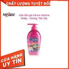 [Chính Hãng] Sữa Tắm Gội Cho Bé 400ml MISTINE KIDDY giữ da mềm mại và thơm mát Mùi Hương Trái Cây + Tặng kèm khăn mặt – TiVa Mart