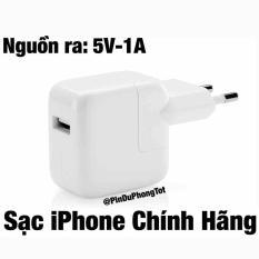 Củ Sạc iPhone 5W Hàng Nội địa Hàn Quốc
