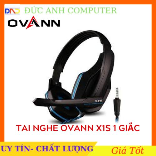 Tai nghe chụp tai chuyên game ovann x1s – hàng chính hãng bảo hành 3 tháng 1 đổi 1 sản phẩm tốt chất lượng cao cam kết hàng giống mô tả