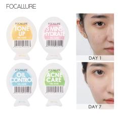 Mặt Nạ 7 Ngày Focallure 3.8g hỗ trợ giảm Mụn Dưỡng Ẩm Kiểm Soát Dầu Nhờn Dưỡng Da