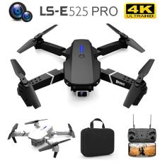 [Nhập ELAPR21 giảm 10% tối đa 200k đơn từ 99k]Máy bay flycam mini giá rẻ E525 Pro Camera kép 4K dữ dộ cao ổn định có thể gấp gọn tiện lợi