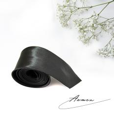 cà vạt đen nam, cà vạt đen hàn quốc , cà vạt đen bản nhỏ, cà vạt nam bản nhỏ màu đen