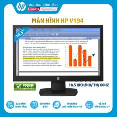 Màn hình HP V194 (18.5 Inch/HD/60Hz/TN/Black-V5E94AA) – Hàng Chính Hãng
