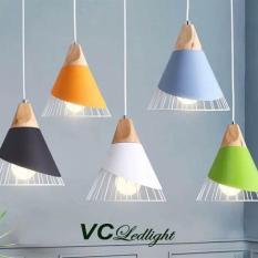Chao đèn thả trần Nordic hiện đại