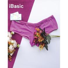 Quần lót nữ cheeky thun cotton iBasic 3241 tặng túi bảo vệ môi trường