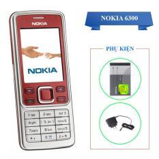 điện thoại Nokia 6300 đủ màu – camera,quay phim,nghe nhạc,sóng khỏe