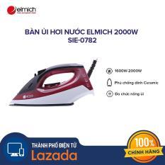 Bàn ủi hơi nước Elmich 2000W SIE-0782