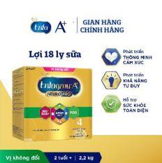 Sữa bột Enfagrow A+ Neuropro 4 với dưỡng chất DHA & MFGM – 2.2kg