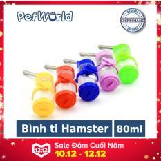 Bình Ti Cho Hamster Nhỏ – 80ml