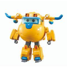 Robot Biến Hình Cỡ Lớn Có Đèn Và Âm Thanh – – Donnie Siêu C SUPERWINGS YW740432