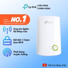 Tp-Link Kích Sóng Wifi (Wifi Không Dây) Chuẩn N 300Mbps TL-WA854RE – Hãng Phân Phối Chính Thức, Thiết Kế Nhỏ Gọn Tiện Dụng