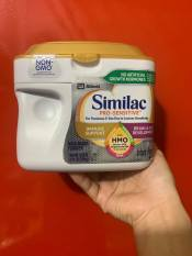 Sữa Similac Pro – Sensitive Mỹ 638g cho bé từ 0-12 tháng date 11/2021