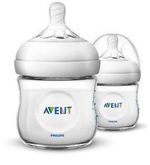 [Nhập ELMAY21 giảm 10% tối đa 200k đơn từ 99k]Bình sữa Philips Avent 125ml