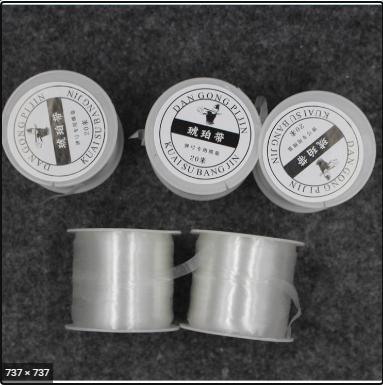 cuộn dây buộc dẹp ( loại tốt)
