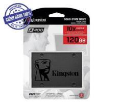 Ổ cứng SSD kingston 120GB A400 SATA III 2.5 inch chính hãng vĩnh xuân – Viết sơn