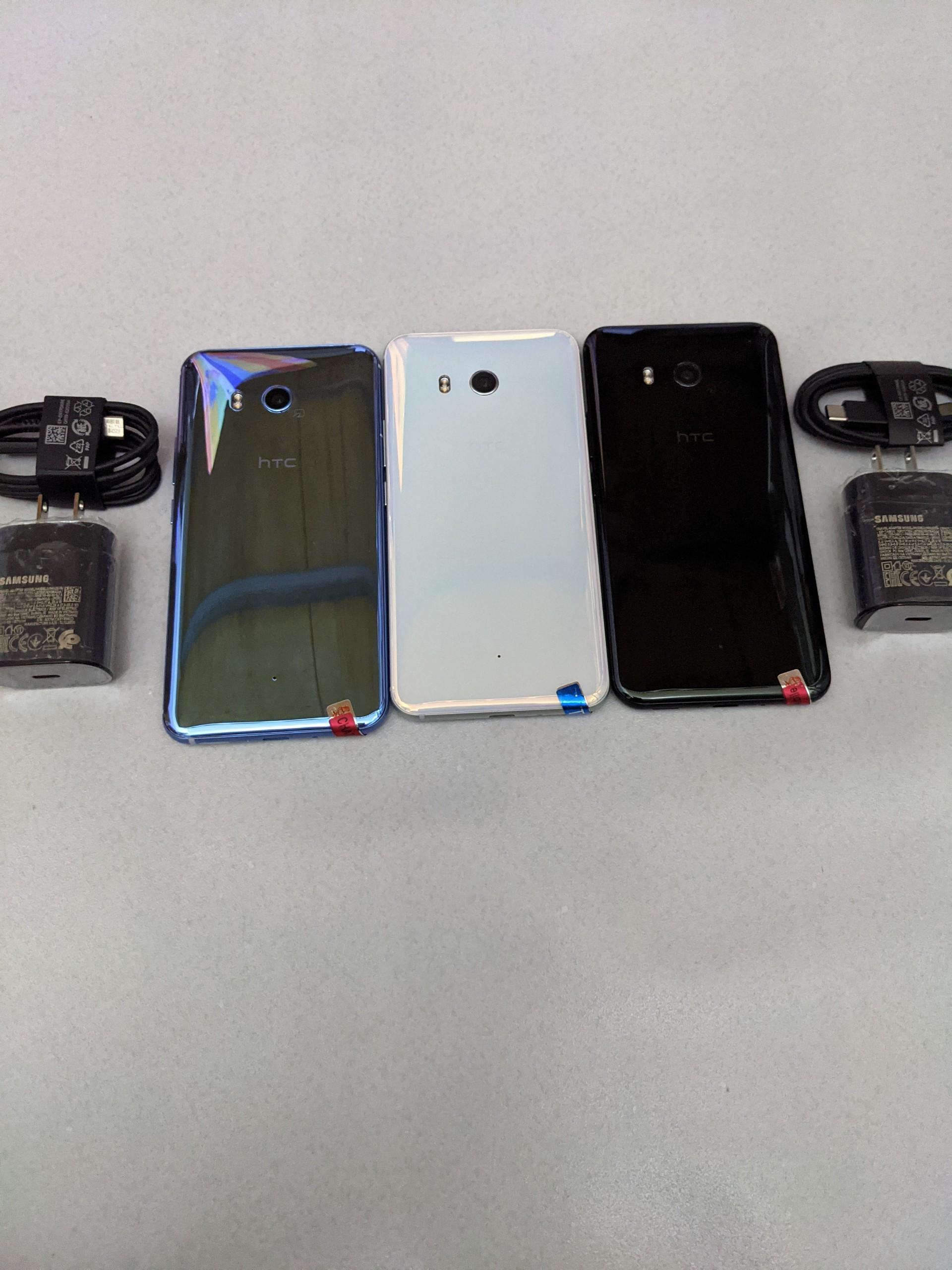 Điện thoại HTC U11 bản 2 sim