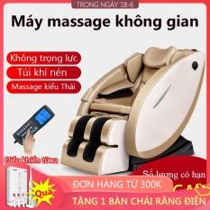 Ghế massage liên động tự động massage toàn thân thời thượng quý phái