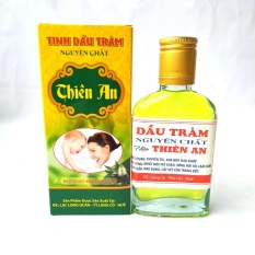 [ Hãng trợ giá – Chính Hãng ] Tinh dầu tràm nguyên chất Thiên An – Huế chai 100ml