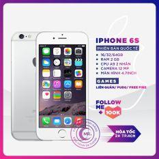 Điên thoại Apple iPhone 6S 32GB 64GB RAM 2GB QUỐC TẾ FullBox – Full Phụ Kiện Điện Thoại Smartphone Điện Thoại Thông Minh Giá Rẻ Bảo hảnh 6 thàng MR CAU