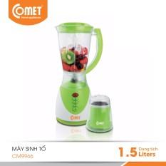 Máy xay sinh tố COMET – CM9966 (Giao màu ngẫu nhiên) – 1,5 lít – Hàng Chính Hãng