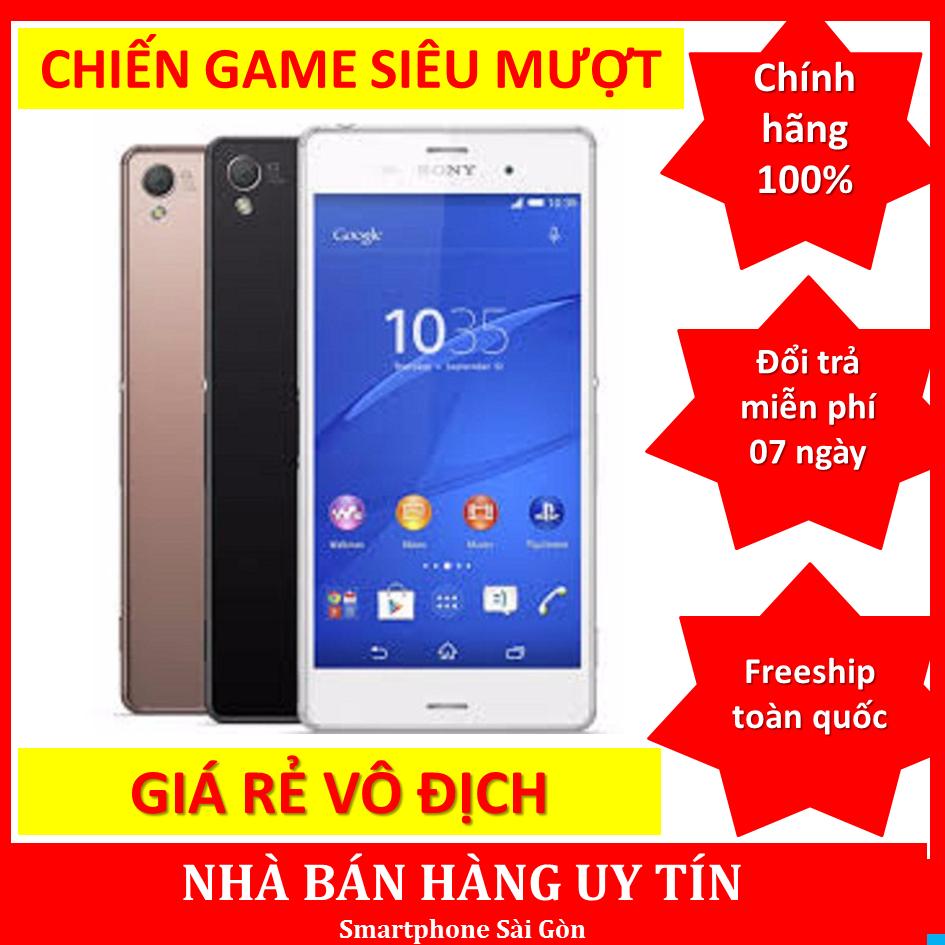 điện thoại Sony Xperia Z3 2sim ram 3G bộ nhớ 16G mới, Máy Chính Hãng