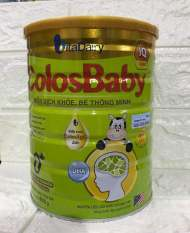 (Date mới) Sữa non Colosbaby IQ Gold 0+ 800gr