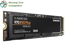 Ổ Cứng SSD Samsung 970 EVO Plus PCIe NVMe M.2 2280 250GB 500GB 1TB – 2019 Chính Hãng