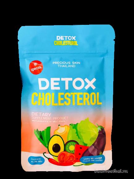 [Đặc biệt] vıên khử mỡ ġiảm câņ giấm táo ḋetox Cholesterol Thái Lan
