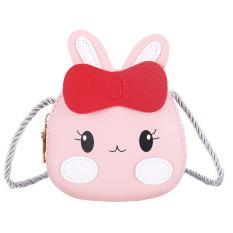Túi đeo chéo cho bé gái FUHA, túi hình thú hoạt hình xinh xắn cho bé 1 đến 10 tuổi
