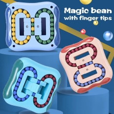 (HCM-Loại tốt) Rubic hạt đậu. Rubik Biến Thể – Rubik Bi Phiên Rèn Luyện Trí Não, Giảm Stress – Đồ chơi trể em.