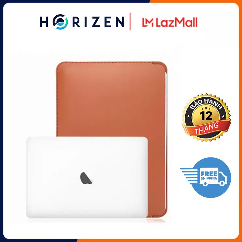 Bao da đựng Macbook Pro, Macbook Air 13 inch – Brinch Hàng chính hãng
