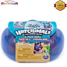 Bộ Vỏ Sò 6 Trứng Hatchimals Mini S5 HATCHOMALS 6046155
